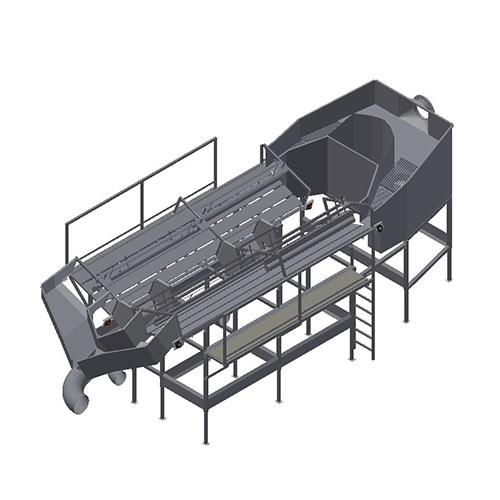 Illustrasjonsbilde av en brønnbåtsorterer