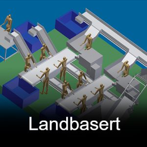 Landbasert